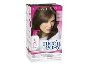 Clairol Nice 'n Easy Color Blend Foam, 6 Light Brown