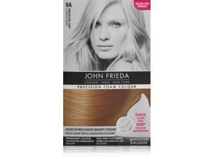 John Frieda Precision Foam Colour, 9A Light Ash Blonde