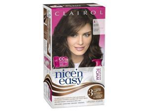 Clairol Nice 'n Easy Color Blend Foam, 5 Medium Brown