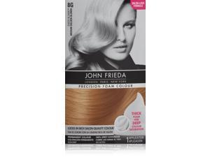John Frieda Precision Foam Colour, 8G Medium Golden Blonde