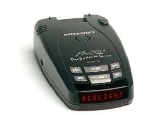 Beltronics Pro 500 Radar detector W/GPS & Preloaded Camera Database