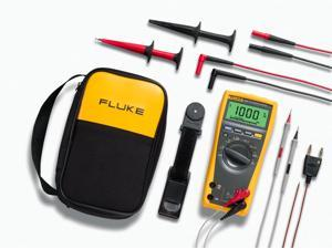 Fluke 179/EDA2 KIT Electronics Multimeter and Deluxe Accessory Kit