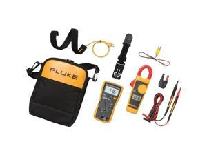 Fluke 116/323 KIT Handheld Multimeters - True RMS: Yes, Type: Digital