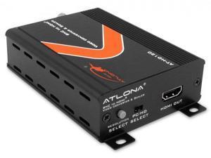 Atlona AT-HD120 BNC to HDMI Converter And Scaler
