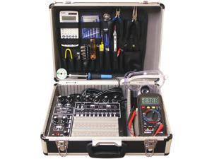 Elenco XK-700TK Deluxe Digital / Analog Trainer Kit with Tools