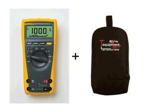 Fluke 177 Advanced Multimeter Kit with Free Case