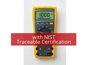 Fluke 177 with NIST Calibration | Handheld Multimeter - Type: Digital
