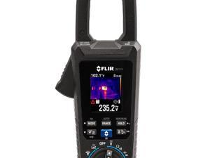 FLIR CM174 - Imaging 600A AC/DC Clamp Meter with IGM?