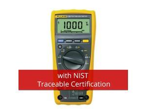 Fluke 179-NIST Handheld Multimeter - Type: Digital, Style: Hand