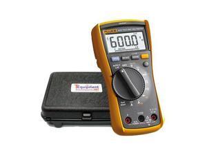 Fluke 117-HD Handheld Multimeter with Hard Case