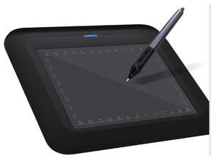 "TS-6608M Turcom (8""x6"") Graphic Drawing Tablet and 2048 Pressure Sensitive Pen"