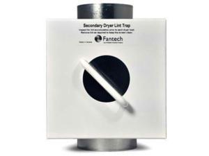Fantech Lint Trap for Dryer Booster - DBLT4W (White)