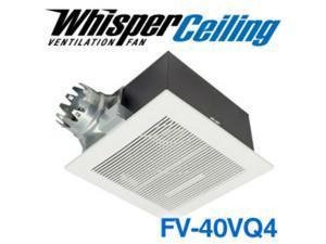 Panasonic FV-40VQ4 380 CFM WhisperCeiling Ventilation Fan W/ Totally Enclosed Condenser Motor