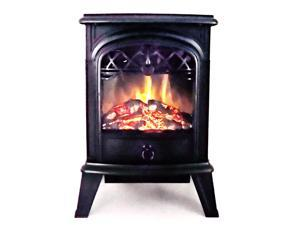 "Proman Products Aspen 15"" Electric Wood Burning Stove - FP16713"
