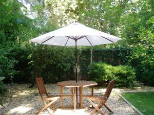 Eagle One Umbrella With Commercial Grade Polyester In Natural