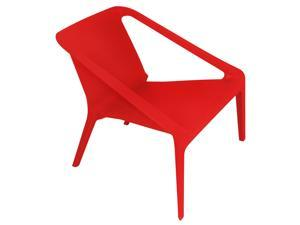 Lumisource Transitions Chair In Red