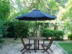 Eagle One Umbrella With Commercial Grade Polyester In Black