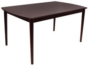 Lumisource Tintori Dining Table In Espresso