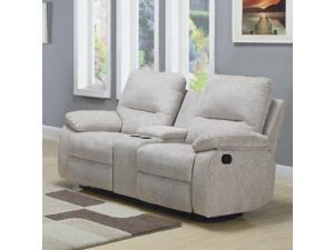 LOVE SEAT, RECLINER, CONSOLE