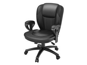 Z Line Mesh and Leathercare Manager Chair