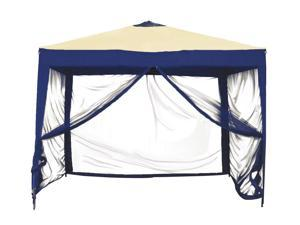 Bliss Hammocks Stow-ez 10' X 10' Pop-up Canopy with Mesquito Net and Carry Bag I