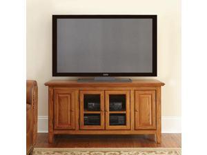 Steve Silver Clairmont 48 Inch TV Cabinet - Black