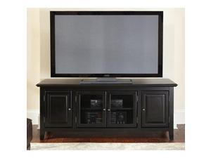Steve Silver Clairmont 60 Inch TV Cabinet - Cherry