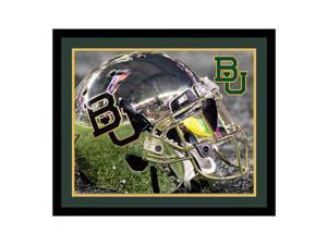 Replay Photos Baylor Bears Framed Baylor Helmet Art - 16 x 19