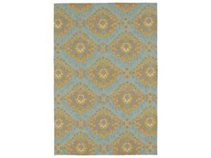 Kaleen Habitat 2114-102 Rug in Pewter Green - 10 Foot x 14 Foot