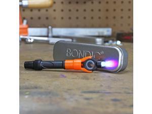 Bondic Plus, 10 Gram UV All Purpose Super Glue Adhesive Non-Toxic