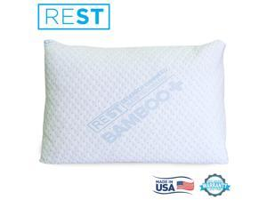 REST Bamboo Pillows King Size