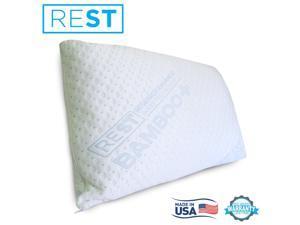 REST Bamboo Pillows Queen Size
