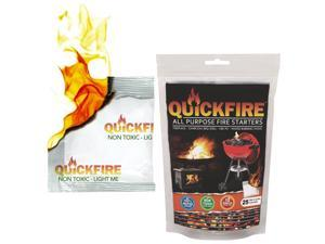 Quickfire® All Purpose 100% Non-Toxic Fire Starters (35 Pack)