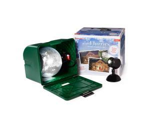 Light Flurries® LED Projector- Realistic Moving Snow Flakes