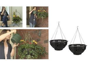 The Betta Basket - Hanging Flower Planter (2-Pack)
