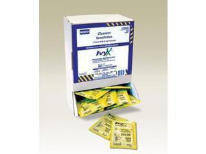 "North 8"" X 6"" Single Towelette Pouch IvyX Pre-Contact Poison Plant Barrier Towelettes In Dispenser Box (50 Each Per Box)"