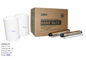 DNP DS80 8x10 Dyesub Printer Media