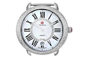 MICHELE Watch Case Serein 16 Diamond Dial Timepiece MW21B01A1963