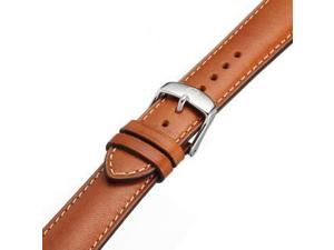 MICHELE Watch Strap Saddle Leather MS18AA270216