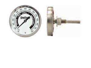 Bayou Classic Stainless Grill Temperature Gauge - Clam Shell