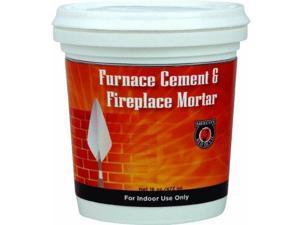 Furnace Cement 2700 Deg. F 1/2 Pt. Rutland Caulking and Adhesives FSC8