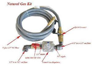 Natural Gas Kit