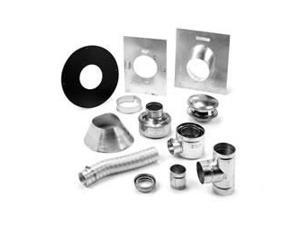 Selkirk Direct-temp Termination Kit, Through The Roof, Vertical