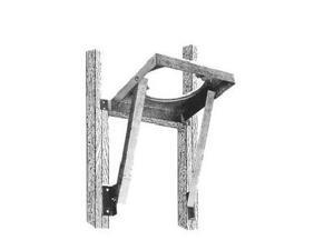 Selkirk Metalbest 8'' Wall Support Package