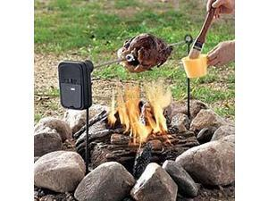 Grizzly Spit Campfire Rotisserie System