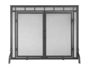 Black Door Screen