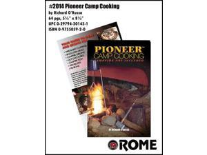 Rome Pioneer Camp Cooking Book
