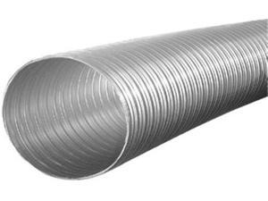 """Smoothwall Double Ply Stainless Steel Custom Chimney Liner - 12"""" x 10'"""