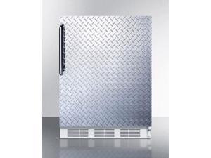 Summit Counter-Height ADA All-Refrigerator - Textured