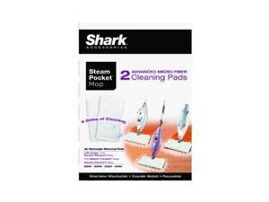 Shark XT3601 Steam Pocket Mop Pads, 2-Pack